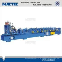 2014 alta qualidade aço estrutura treliça purlin máquina