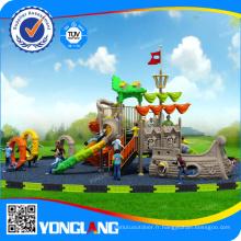 Équipement de jeux pour enfants en plastique