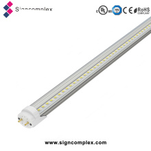 UL do tubo do diodo emissor de luz de Epistar 2835SMD 9W 18W 22W T8 com 5 anos da garantia