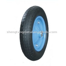 roda de borracha pneumática pr2401