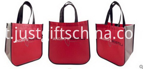 Promotional Non Woven Lamination Tote Bags (3)