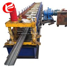 Rolo do canal da porta do aço de Matal que forma a máquina