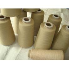 Natural Organic Green Cotton Blanched Yarn -Ne30s