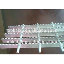 Anping Hot trempé 304,316 plaque de grille en acier galvanisé