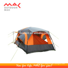professional camping tent/ family tent/ luxury tent for 6~8person