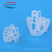 Anillo plástico Heilex para absorción de gases, refrigeración y purificación de gases