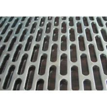 Pantalla de malla de metal perforado de aluminio