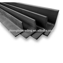 Barre d'acier d'angle des matériaux de construction Q345 Q235