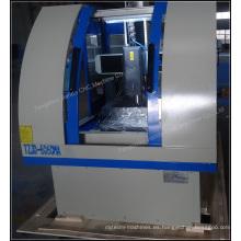 Enrutador sólido de la máquina del CNC que muele y del molde de la cama del torno