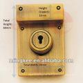 Rechteck-Case Lock für Lederhandtasche