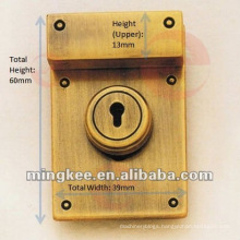 Rectangle Case Lock for Leather Handbag