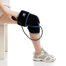 Knee cold gel pack with pressure capsule for reducing swelling and ease pain arthritis cold therapy