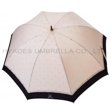 Paraguas Parasol Fashion Women's Straight Dome