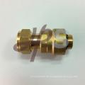 Messing Wasserzähler Adapter für PE / PPR Rohr