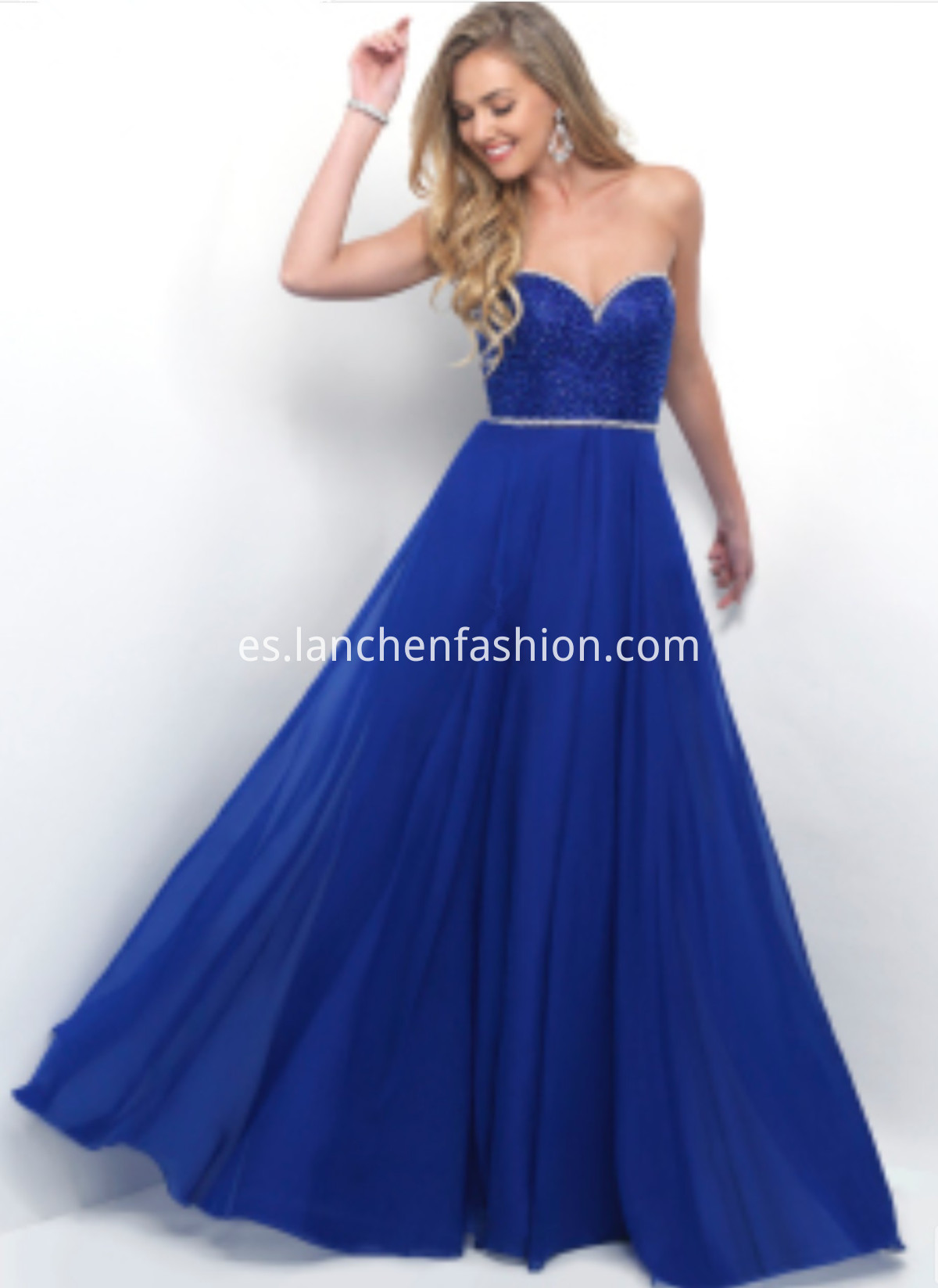 Chiffon Long Prom Dresses