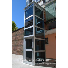 Low cost outdoor lift elevators from OTSE