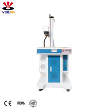 Liaocheng low price portable 10w20w mini fiber color laser marking machine for sale for metal parts,plastic bottle, jewellery