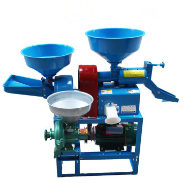 Multi-functation Paddy Huller Machinery