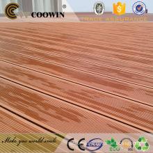 WPC Outdoor waterproof interlocking composite decking solid tiles
