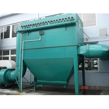 Pulsed Bag Dust Collector