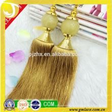 Hochwertige handgemachte Rayon Vorhang Dekorative Quaste