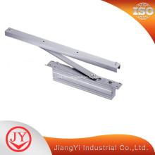 Dispositif de fermeture de porte en aluminium pour porte