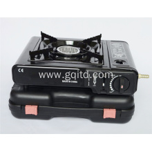 Portable Cooking Stainless Steel Gas Stove