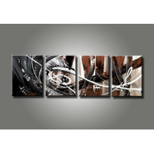 Beautiful Group Canvas Abstract Oil Painting