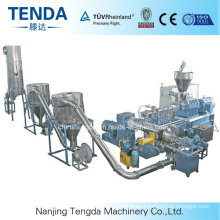 Compounding Recycle Two Stage Extruder