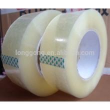 China Factory Carton sealing packaging gum bopp tape packing tape