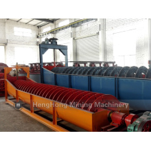 Large Capacity Spiral Classifier for Desliming and Particles Classifier