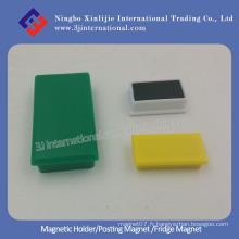 Porte-aimant magnétique / afficheur pour bureau