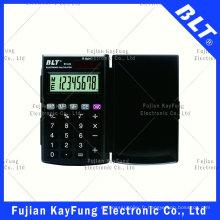Calculatrice de taille de poche amovible à 8 chiffres (BT-243)