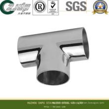 Бесшовные тройники из нержавеющей стали с ASTM (316TI)