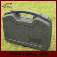 Militar táctica 32cm herramientas plástico duro casos arma maleta