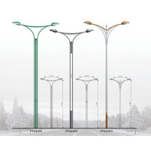 2015 best sale New Design Steel lamp Pole round