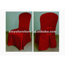 Red Western chair cover XC966