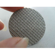 5 layer sintered wire cloth 316L
