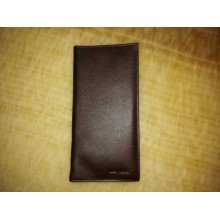 Guangzhou Supplier Fashionable Genuine Leather Long Purse Wallet for Men (Z-118)