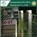 Protección de la pantalla de acero inoxidable valla net compras en línea