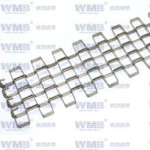 Supplier of Steel Flat Wire Mesh Belt