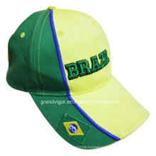 OEM Cotton Sport Cap for Soccer Club