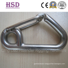 Spring Snap Hook, Ss316, Ss304 Delta Simple Type