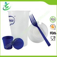 Großhandel BPA Free Salat Cup mit Gabel