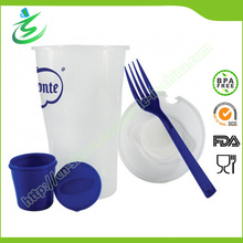 Wholesale BPA Free Salad Cup with Fork