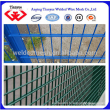 Clôture double maille métallique (usine professionnelle chinoise)