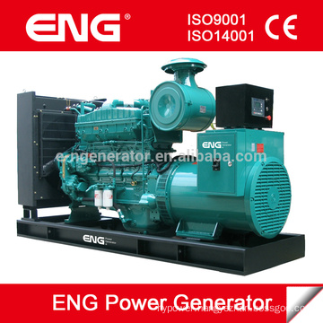 300kva prime generator (open type or silent type) with Cummins DIESEL engine NTA855-G1A
