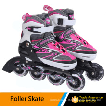 Patins em linha para skate / iluminação para adultos
