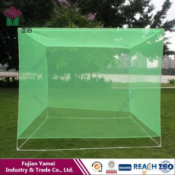 100% insecticide à long terme en polyéthylène incorporé moustiquaire
