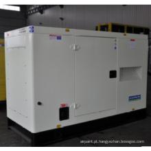 Grupo de gerador Diesel à prova de som de Weichai 50kw